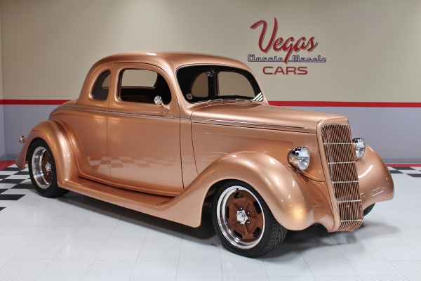 1935 Ford Five Window Coupe