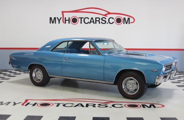 1967 Chevrolet Chevelle SS -  Super Sport