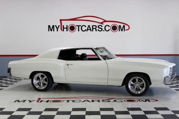 1970 Chevrolet Monte Carlo Black