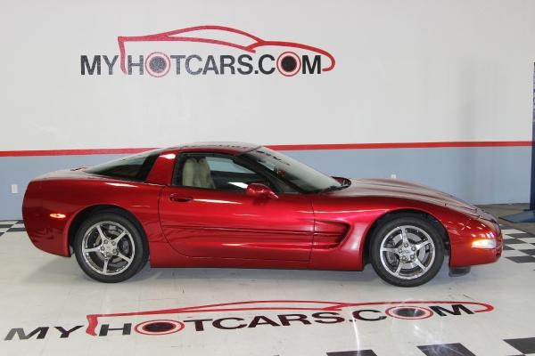 2001 Chevrolet Corvette Oak