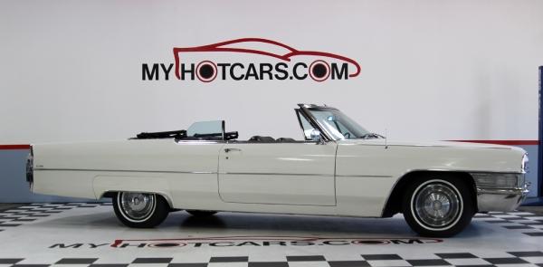 1965 Cadillac De Ville