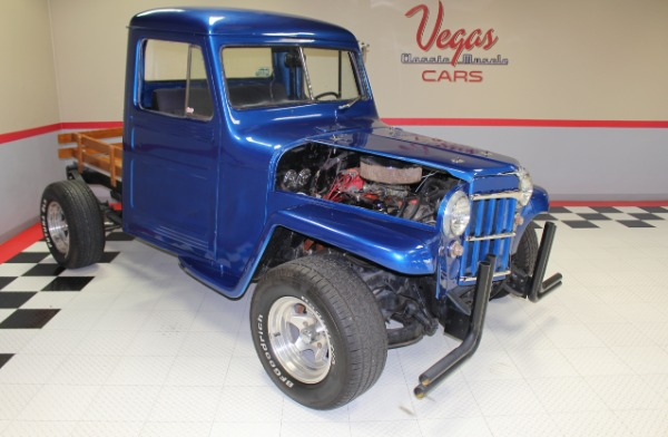 Used 1948 Willys Jeep Pickup  | Livermore, CA n0