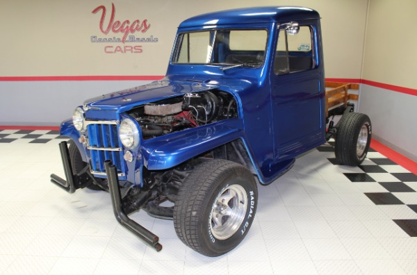 Used 1948 Willys Jeep Pickup  | Livermore, CA n2