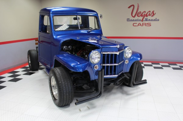 Used 1948 Willys Jeep Pickup  | Livermore, CA n3