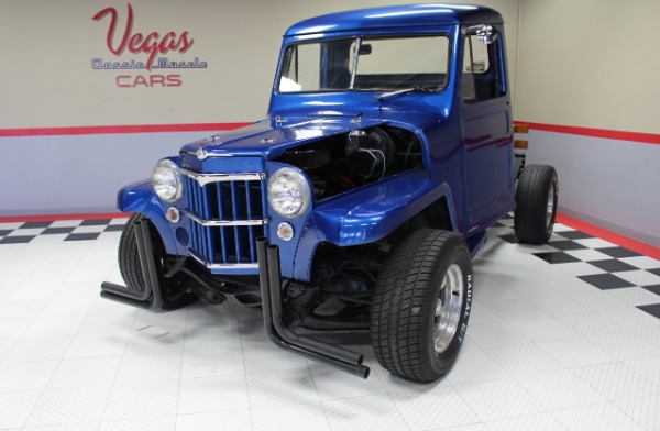 Used 1948 Willys Jeep Pickup  | Livermore, CA n4