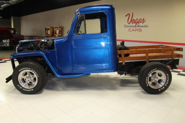 Used 1948 Willys Jeep Pickup  | Livermore, CA n8