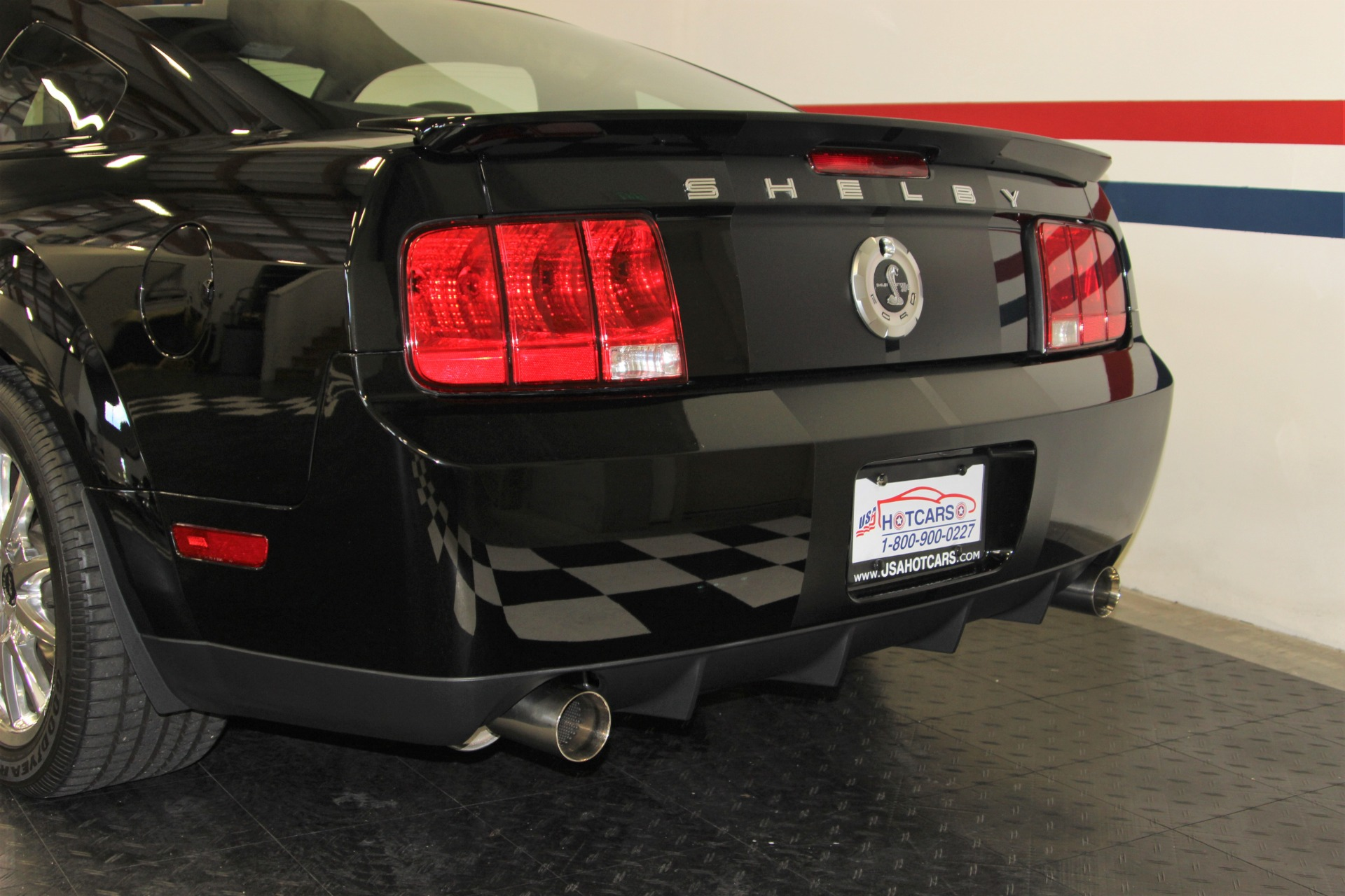 2009 Ford Shelby GT500 10