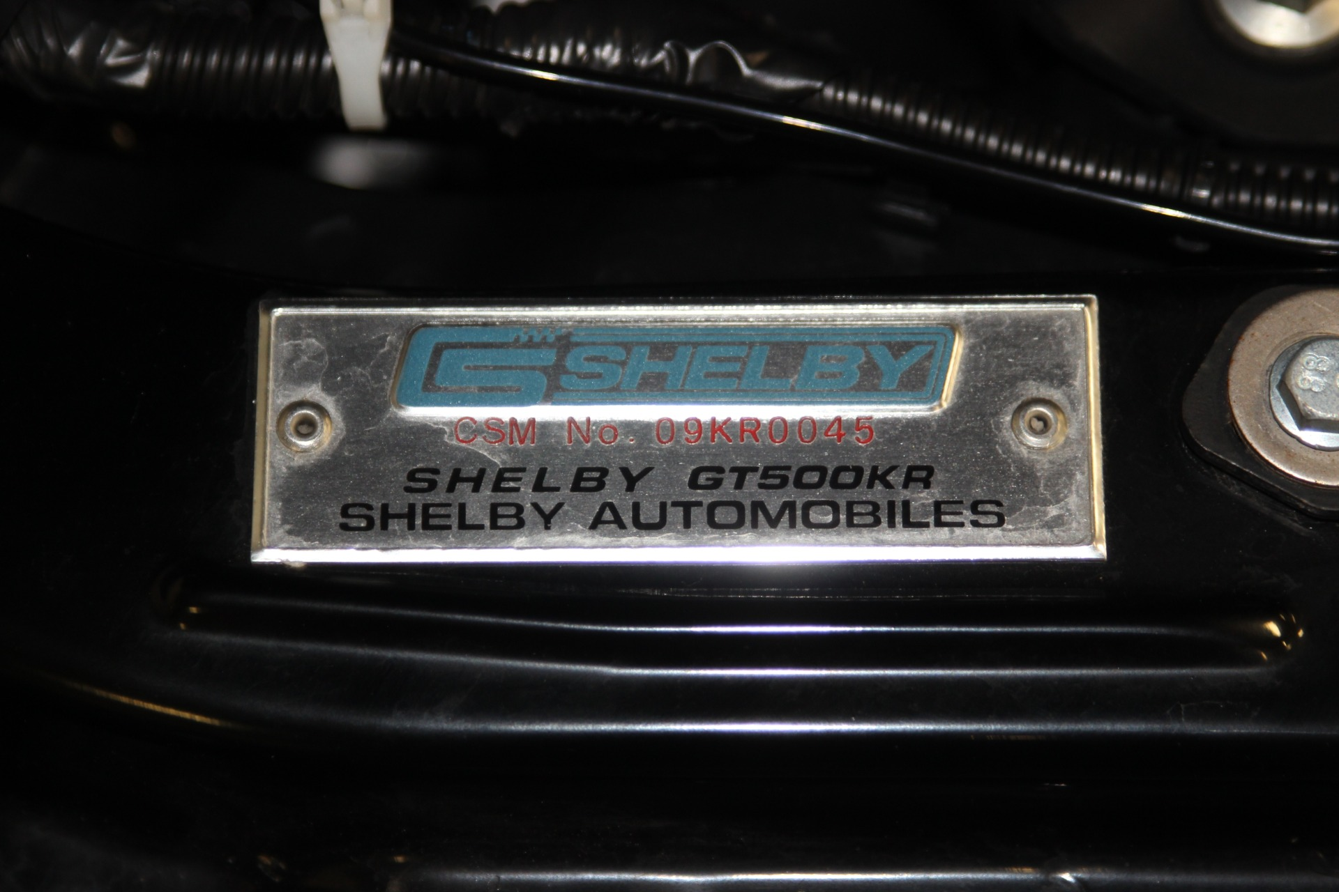 2009 Ford Shelby GT500 32