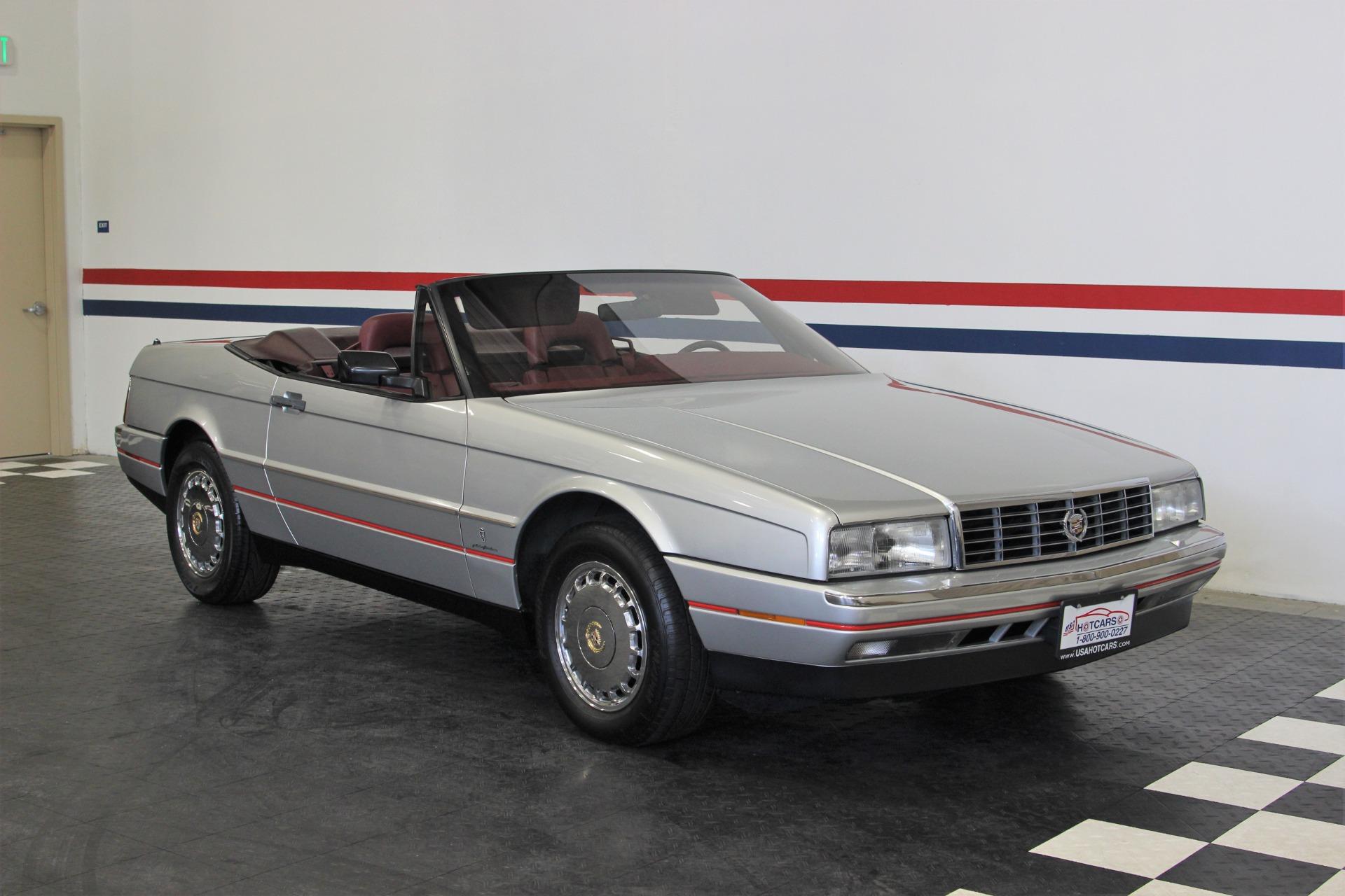 1987 Cadillac Allante 12
