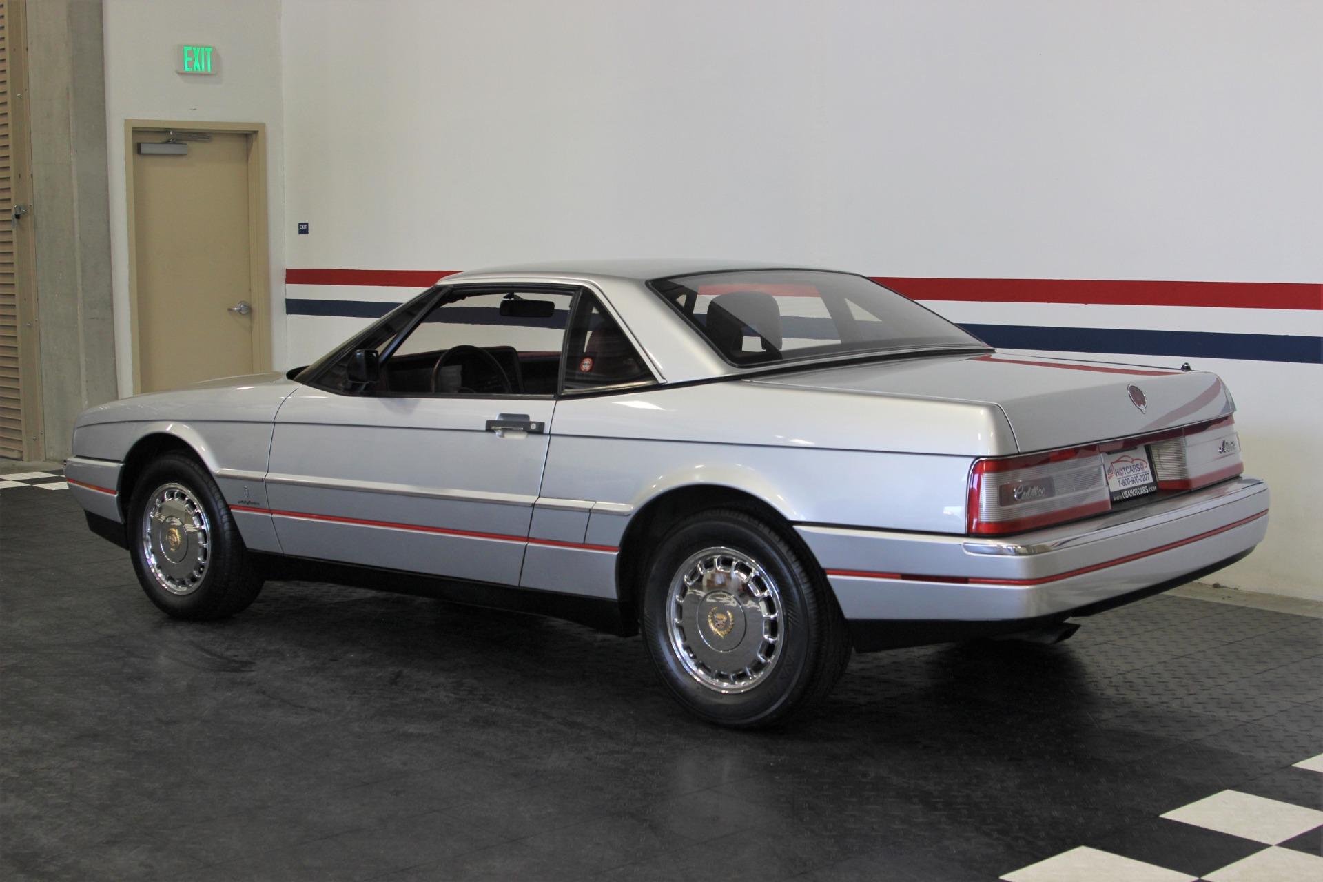 1987 Cadillac Allante 7