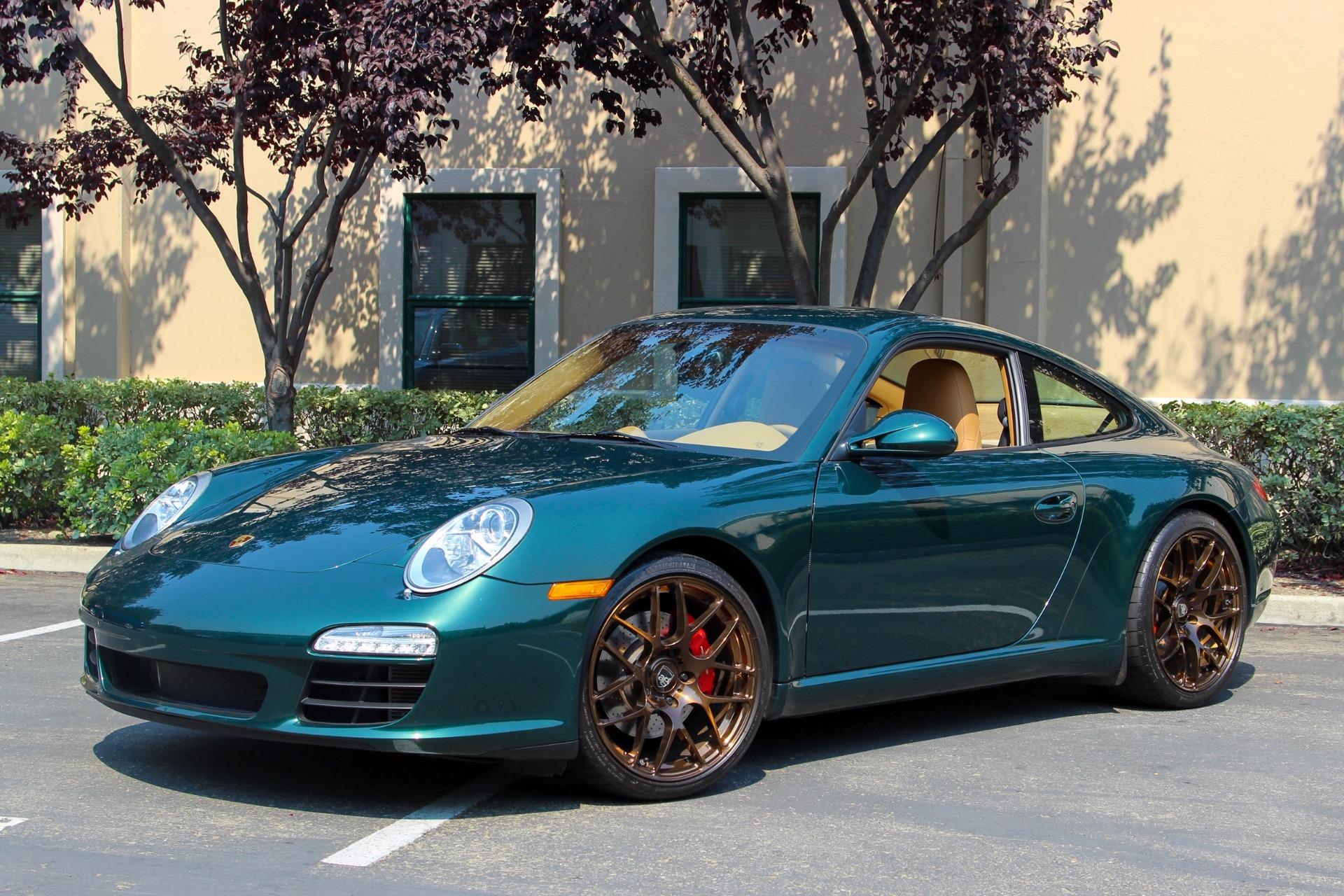2009 Porsche 911 1