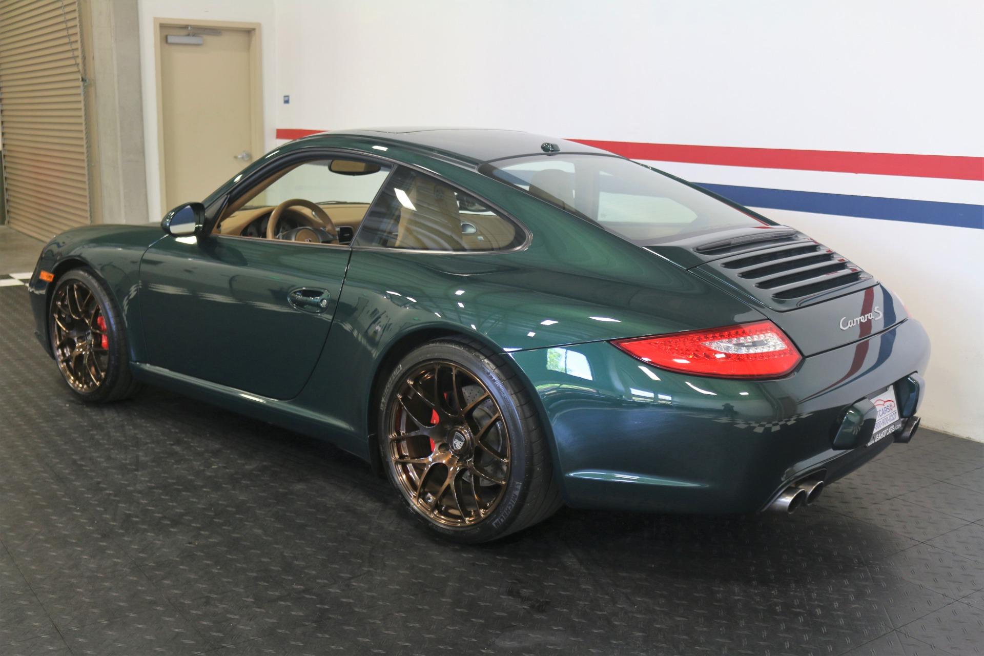 2009 Porsche 911 12