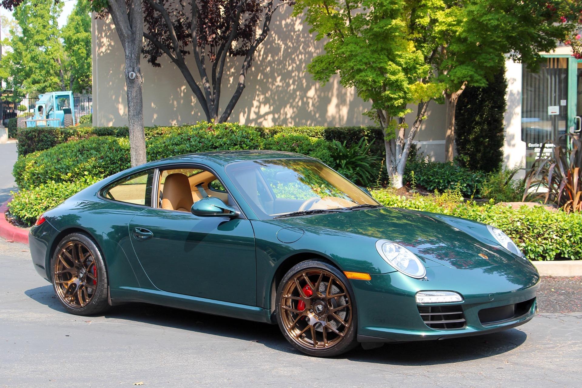 2009 Porsche 911 2
