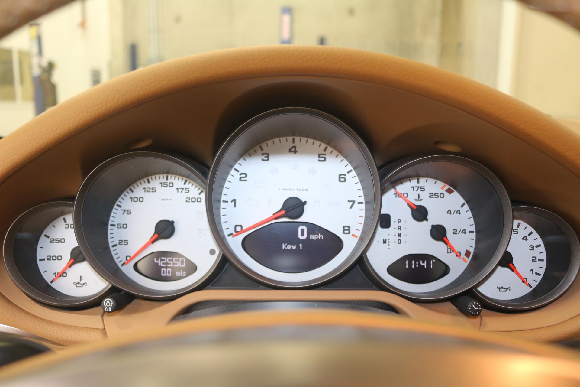 2009 Porsche 911 36
