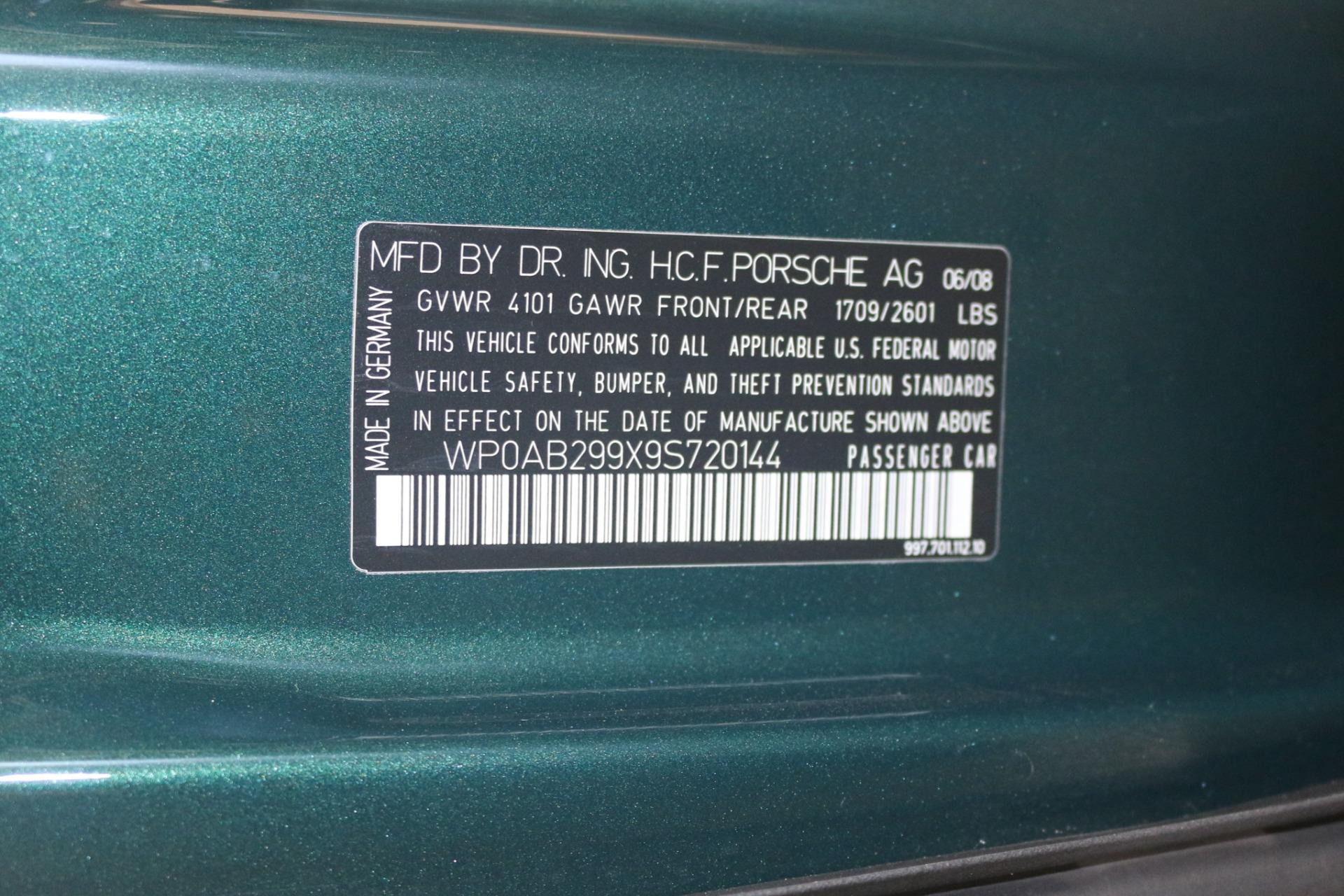 2009 Porsche 911 53