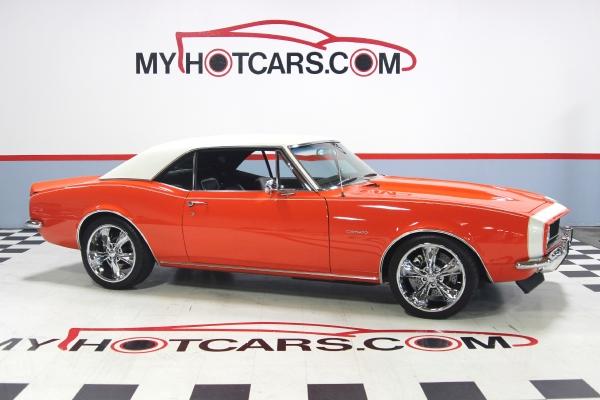 1967 Chevrolet Camaro Pro Touring Coupe