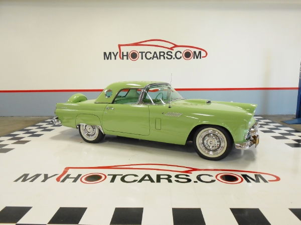1956 Ford Thunderbird Convertible