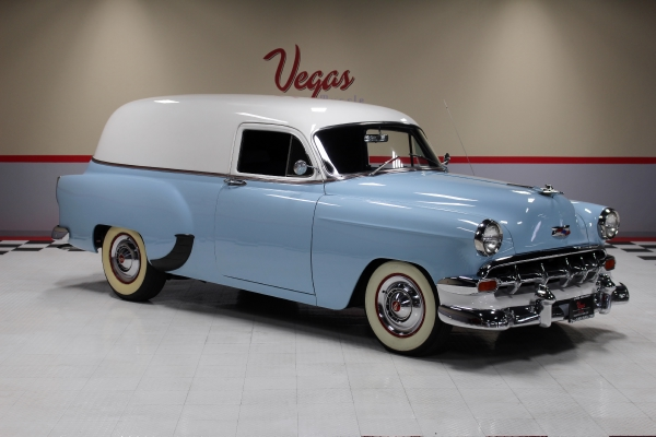 1954 Chevrolet Sedan Delivery 2 Door