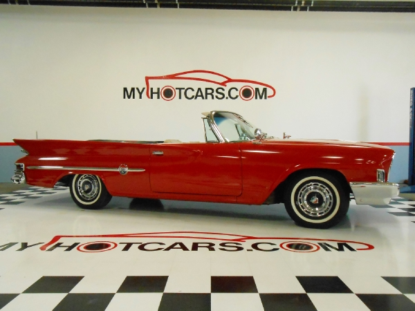 1961 Chrysler 300 Convertible