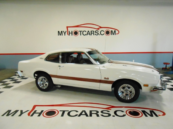 1974 Ford Maverick Coupe