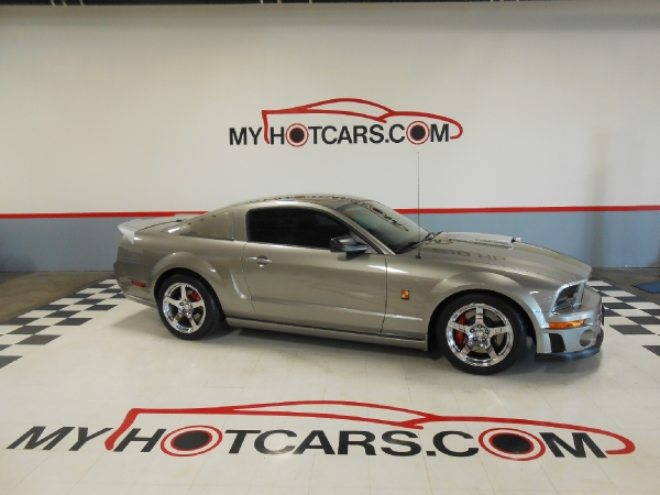 2008 Ford Mustang Roush P51A