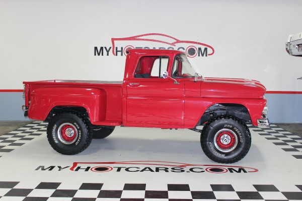 1962 Chevrolet 3100 Pick-Up Stepside