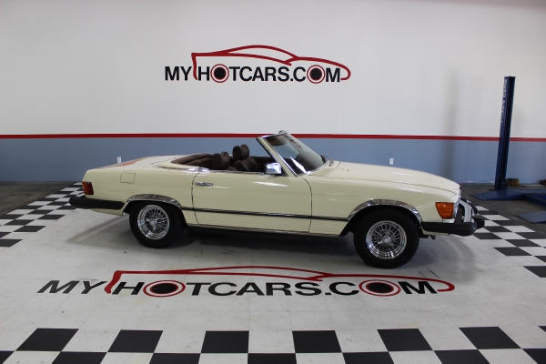 1979 Mercedes-Benz SL 450