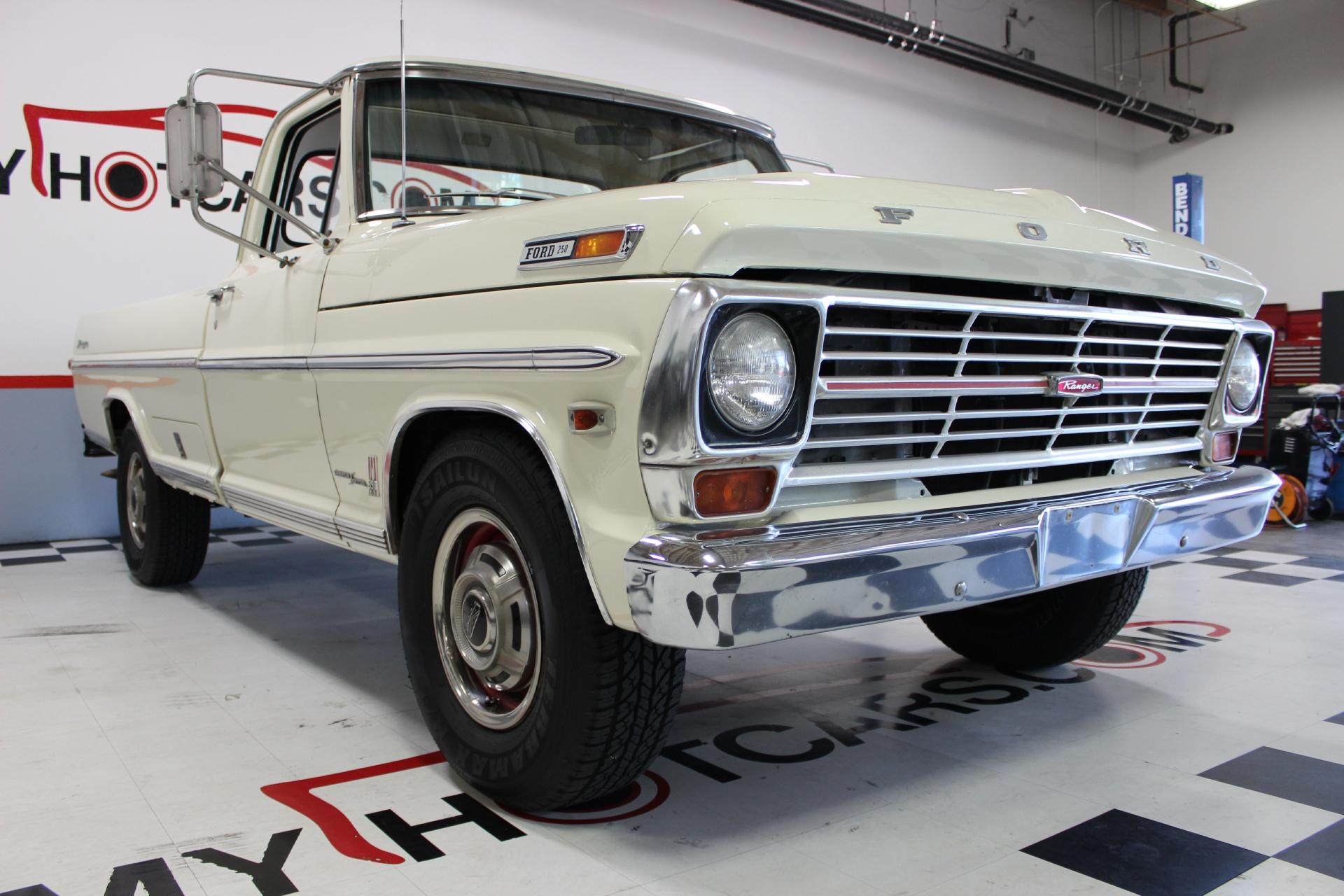1969 Ford F 250 Highboy 4x4