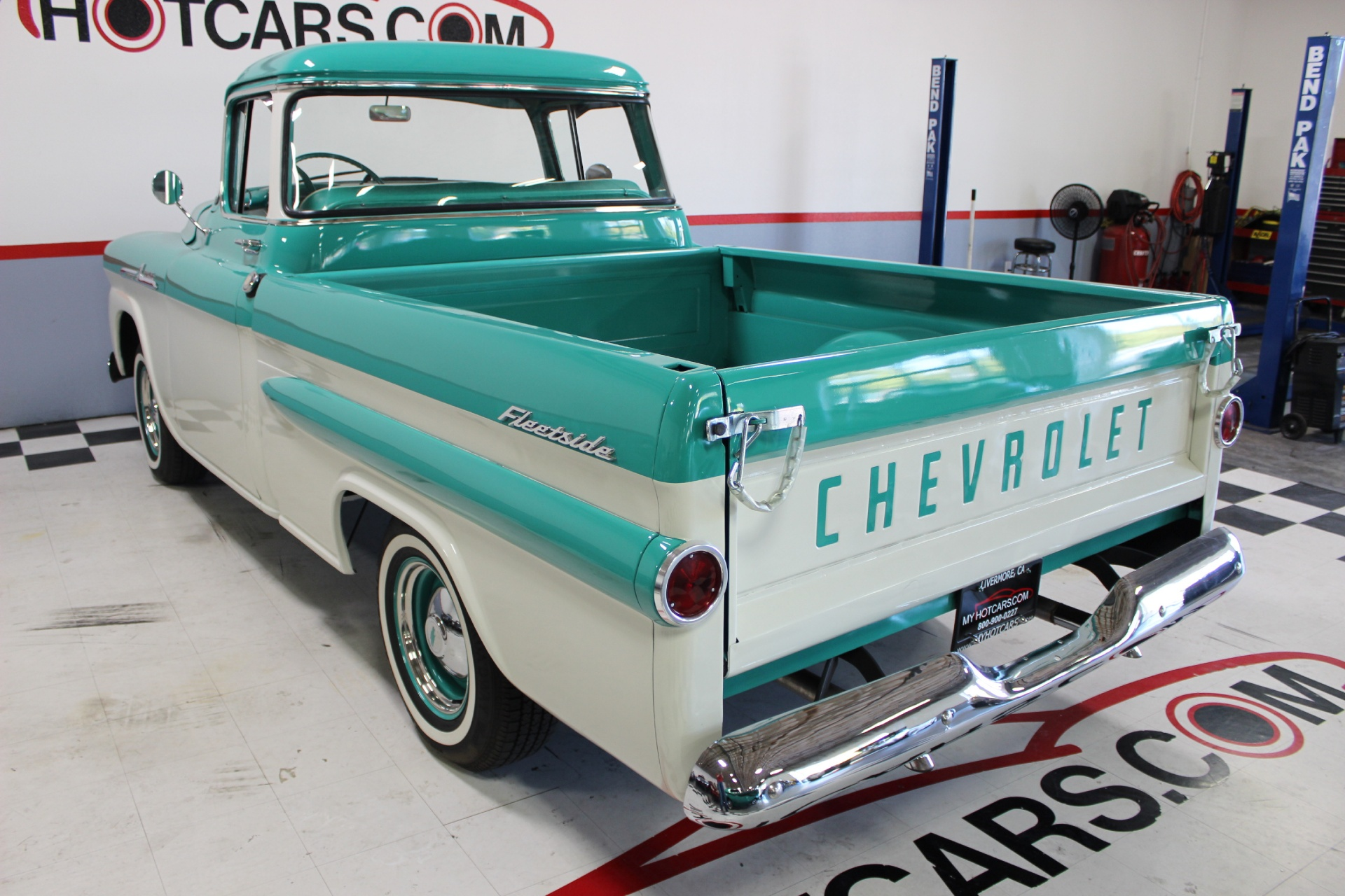 1957 Chevrolet Apache Stock 14159 For Sale Near San Ramon Ca Chevy Truck Used
