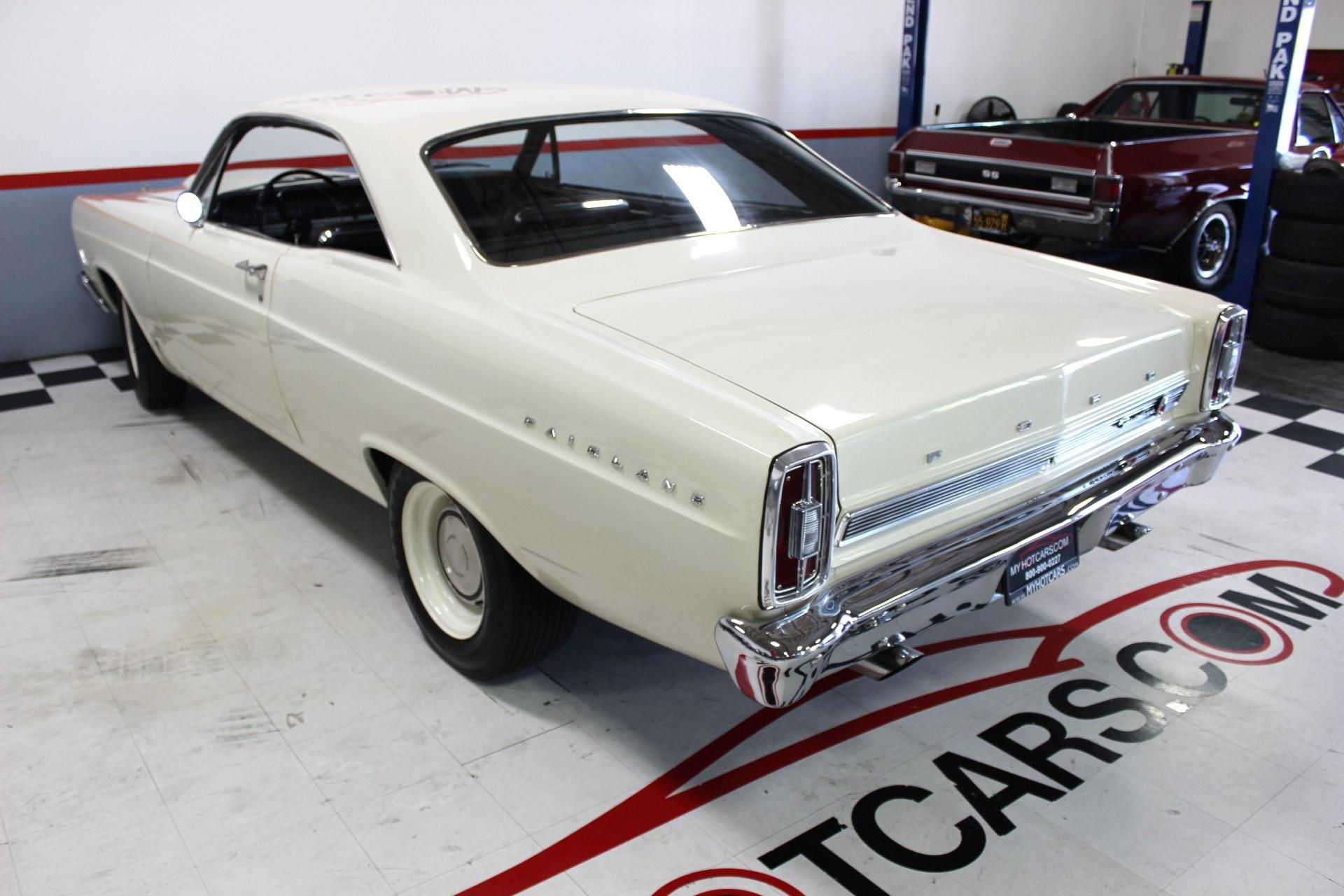 1966 Ford Fairlane Stock # 14165 for sale near San Ramon, CA
