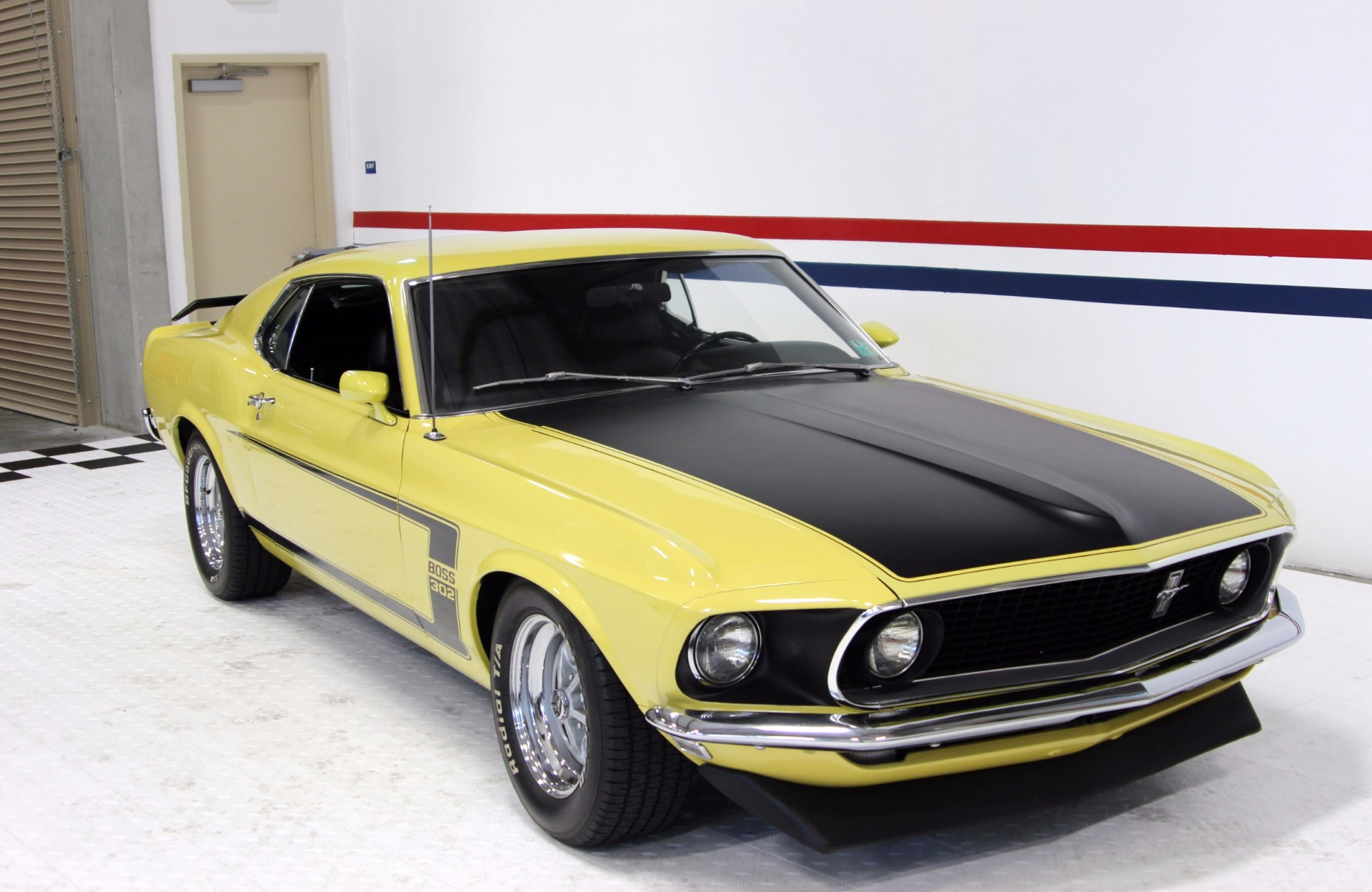 1969 Ford Mustang Boss 302 Stock 16128 For Sale Near San Ramon Ca Used