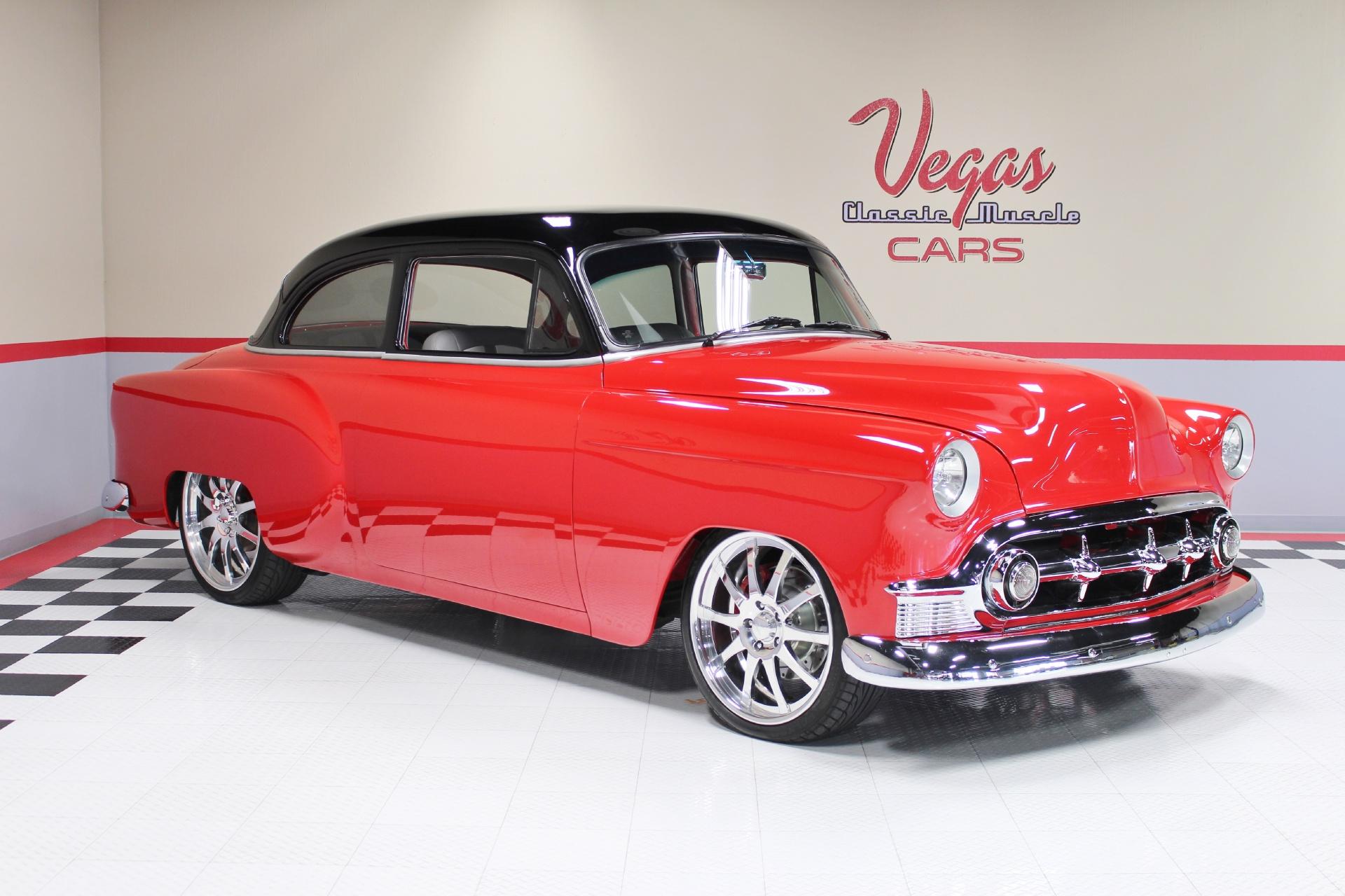 1953 Chevrolet 210 2 Door Stock # 14109V for sale near San Ramon, CA ...