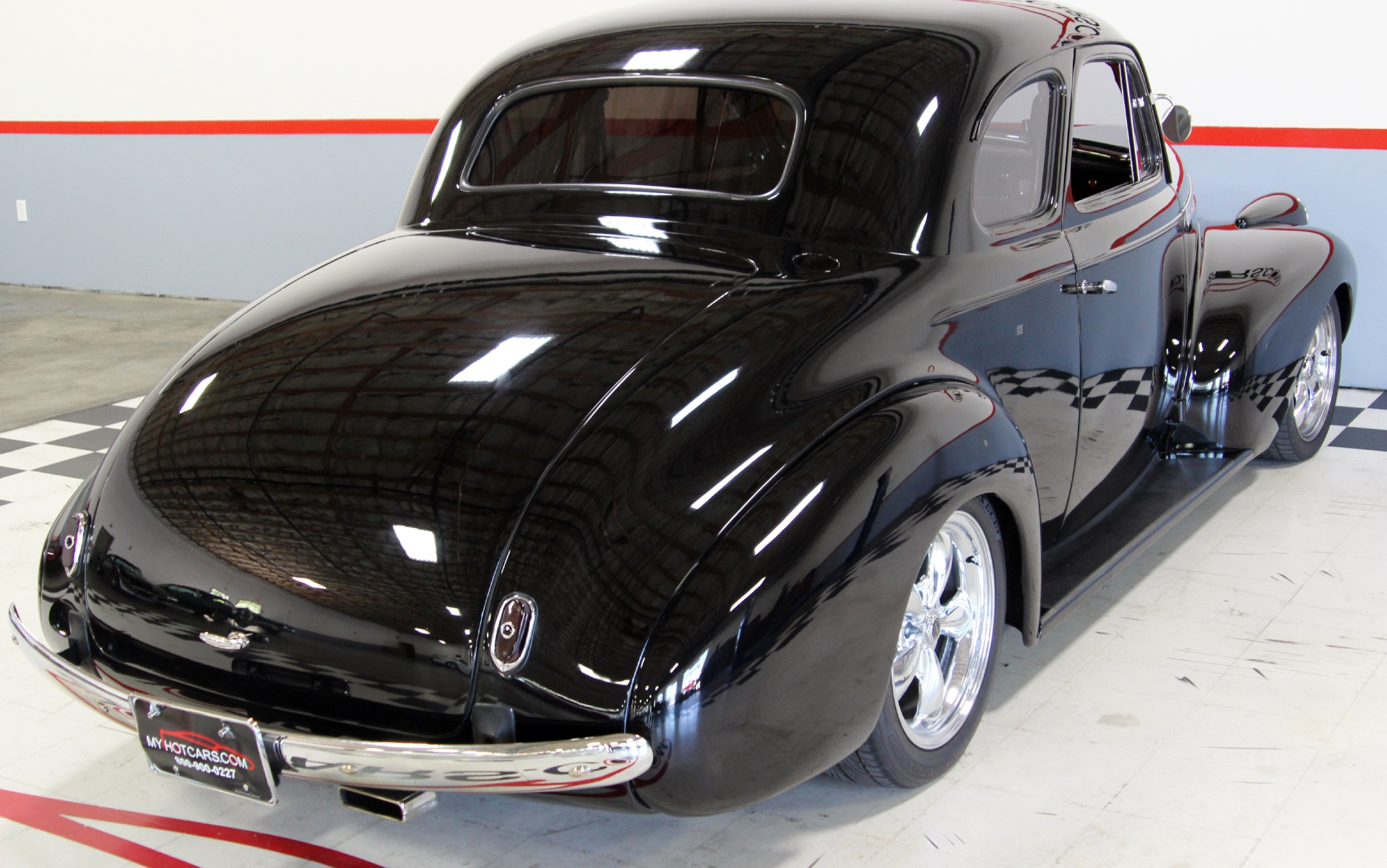 1940 Chevrolet Deluxe Coupe Stock # 15051 for sale near San Ramon