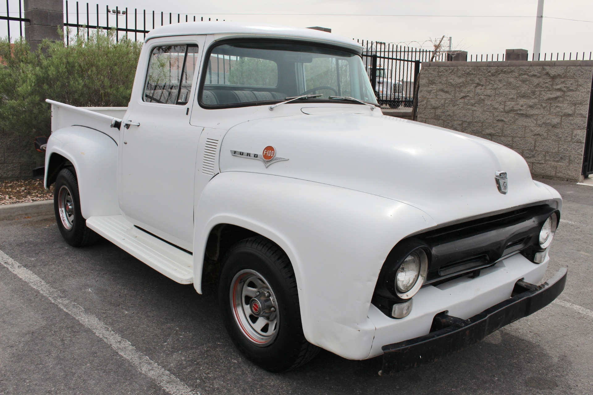 1956 Ford F100 Stock 15038vr For Sale Near San Ramon Ca Brake Wiring Used
