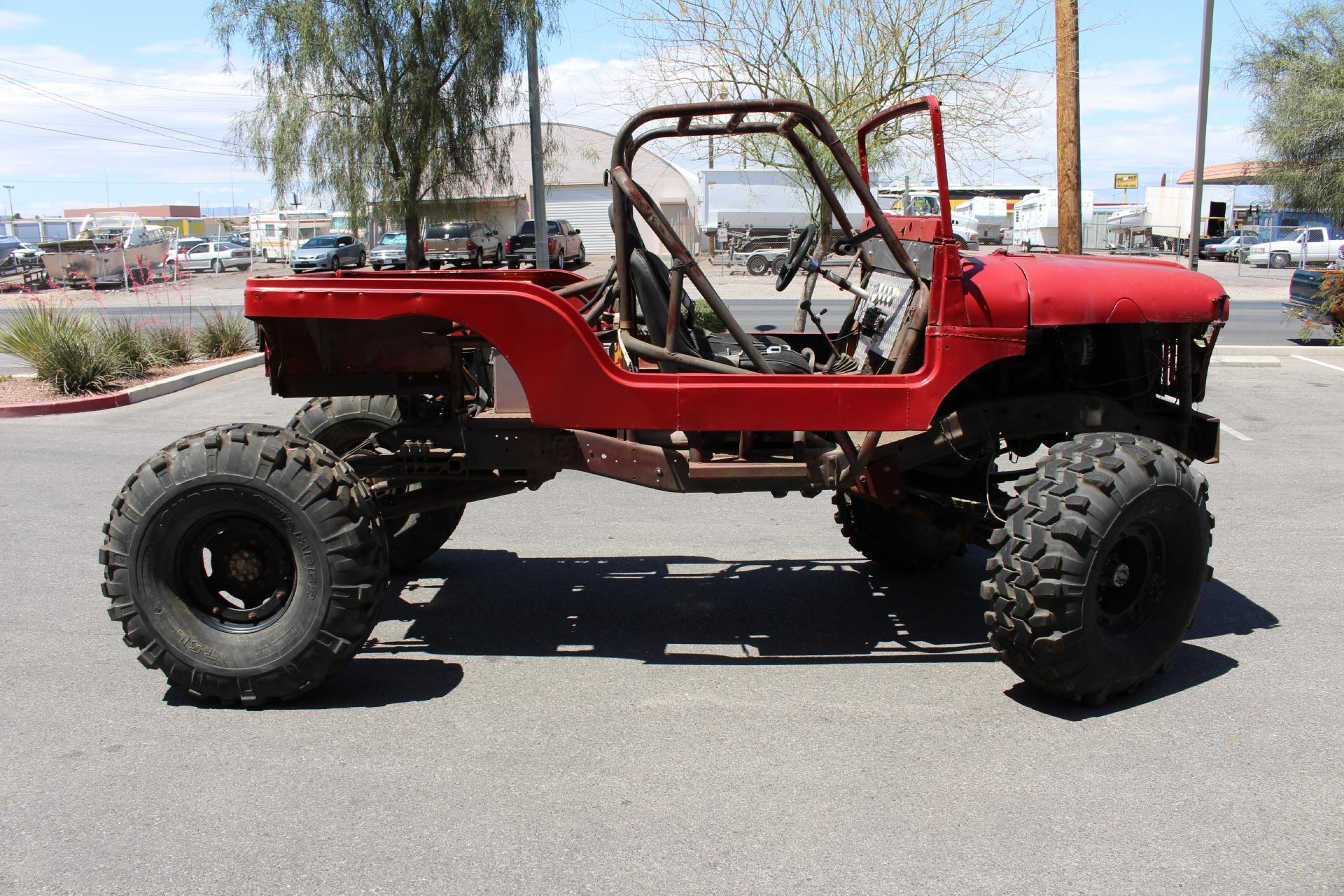 2004 Spcn Dune Buggy Rock Crawler Stock 15052vr For Sale Near San