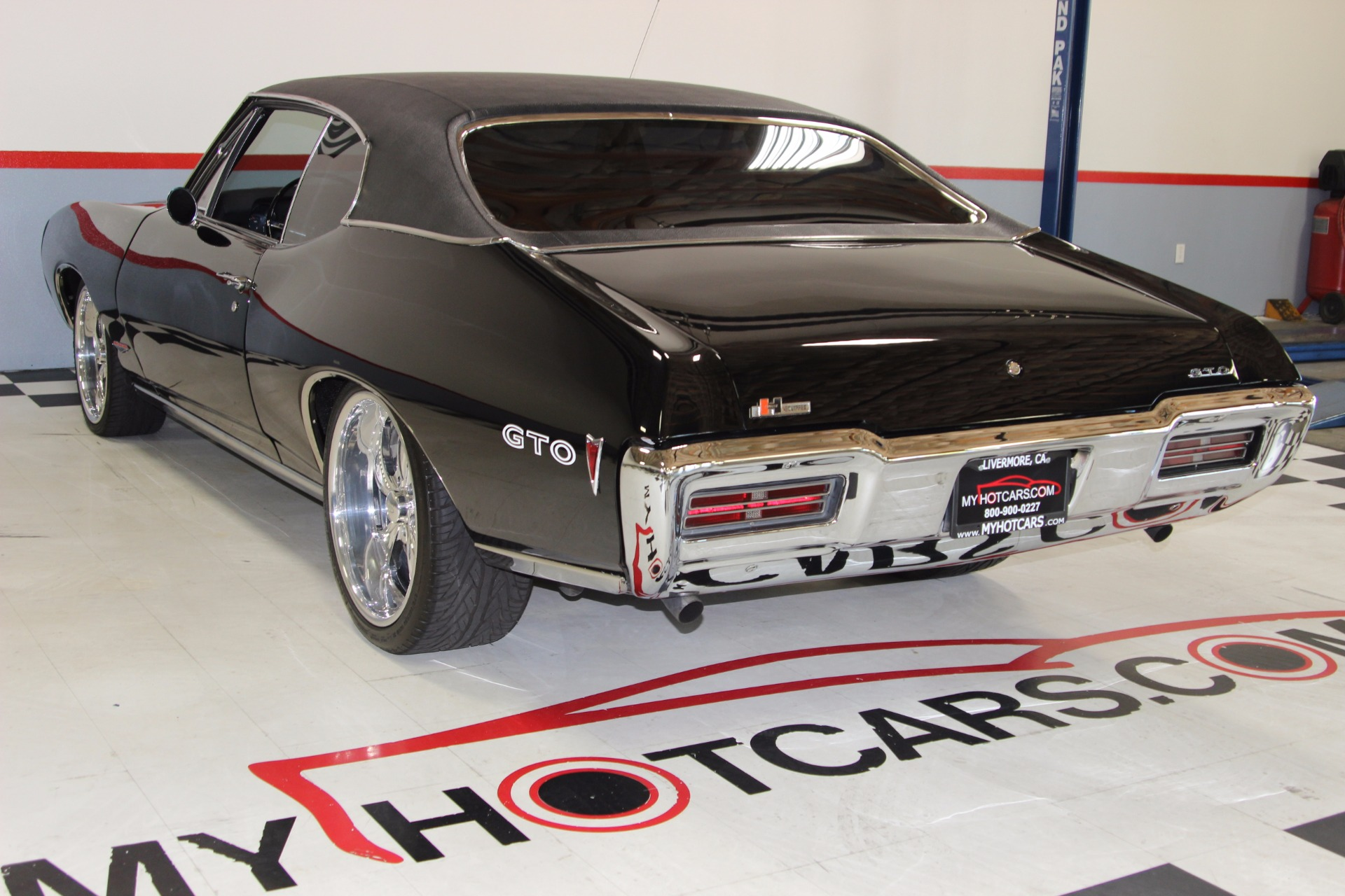 1968 Pontiac Gto Stock 15102 For Sale Near San Ramon Ca Ca