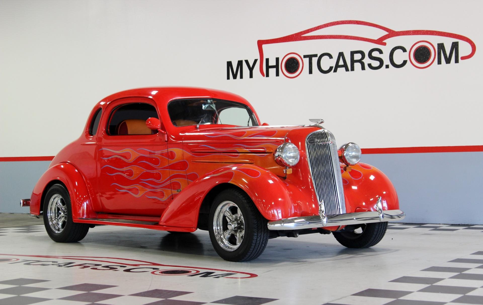 1936 Chevrolet 5 Window Stock 15126 For Sale Near San Ramon Ca