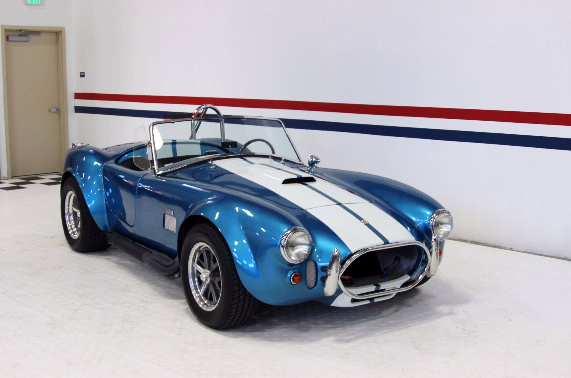Used 1966 ac shell valley cobra replica