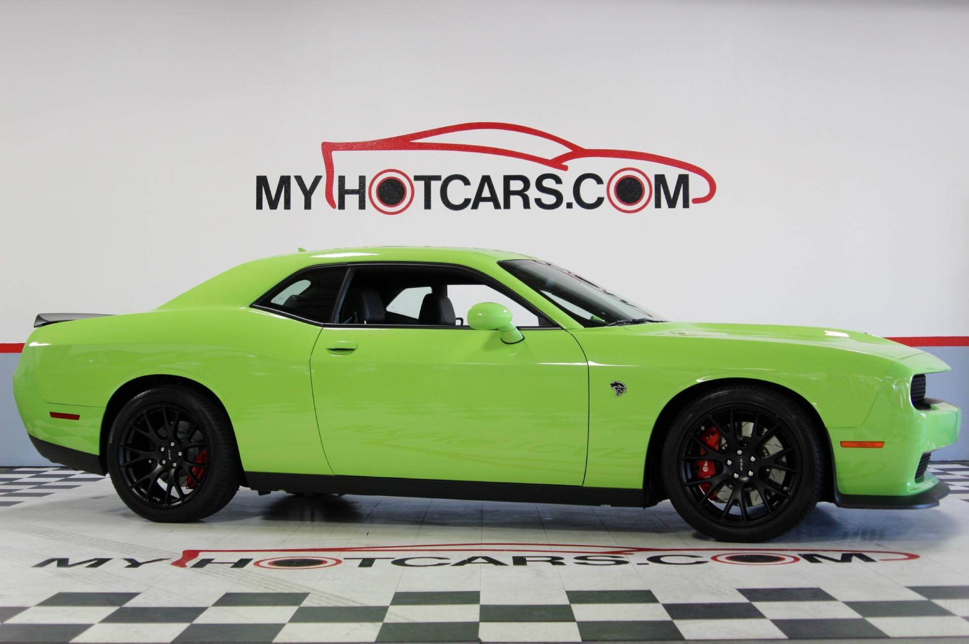 2015 Dodge Challenger SRT Hellcat Stock for sale near San