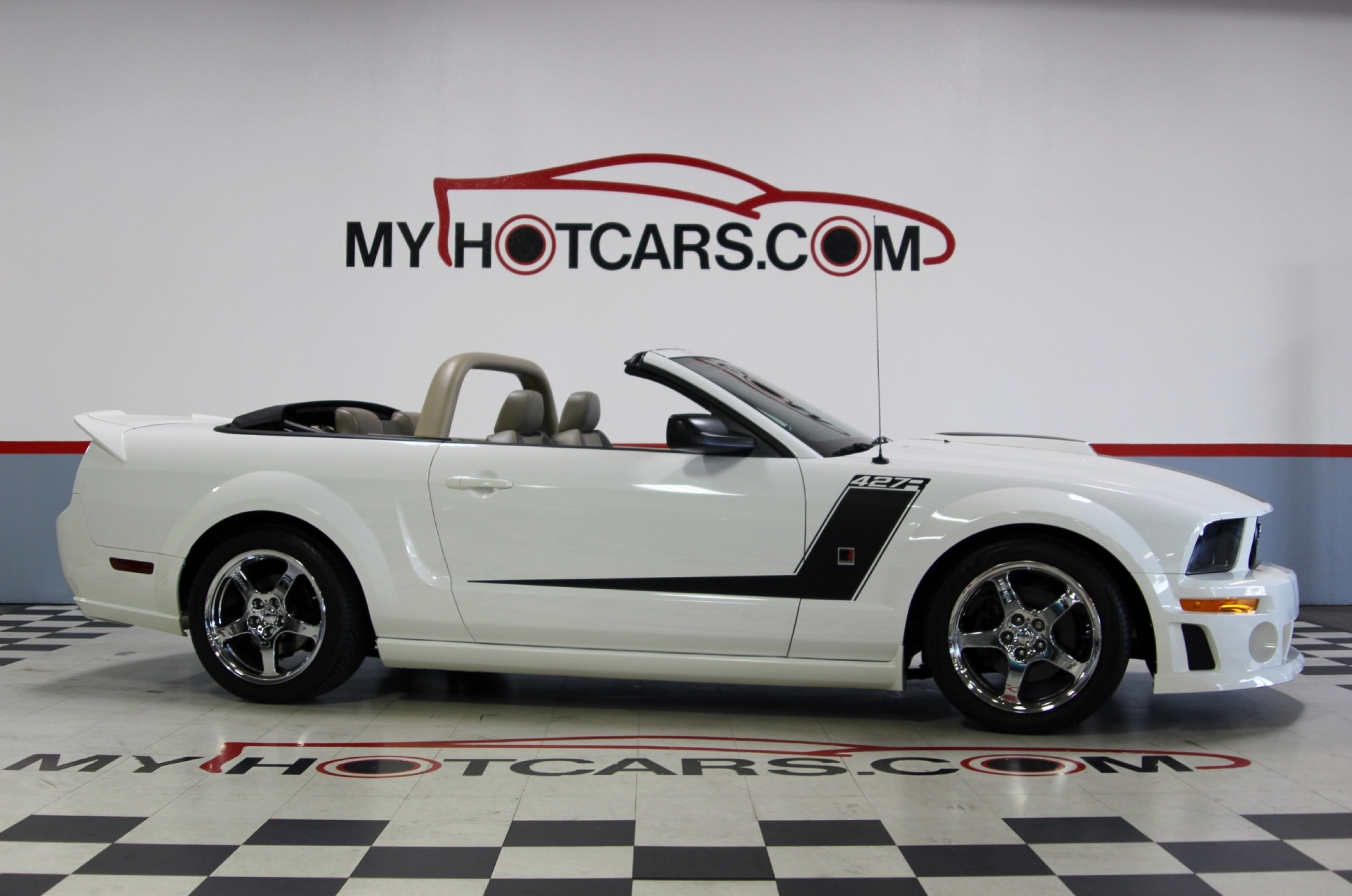 2007 Ford Mustang Roush 427R Stage 3 Stock # 16013 for sale near San ...