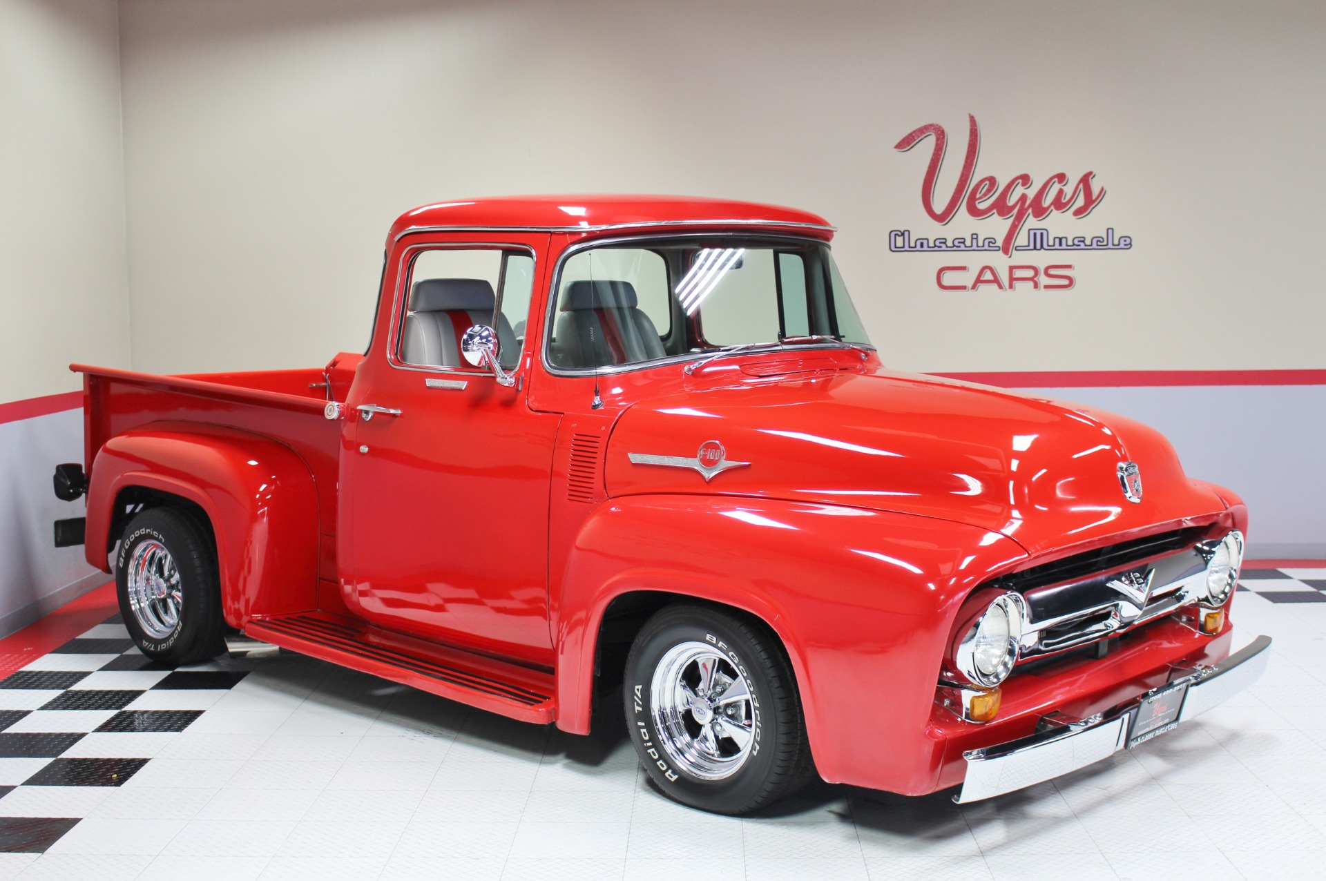 Used 1956 ford f100 pickup