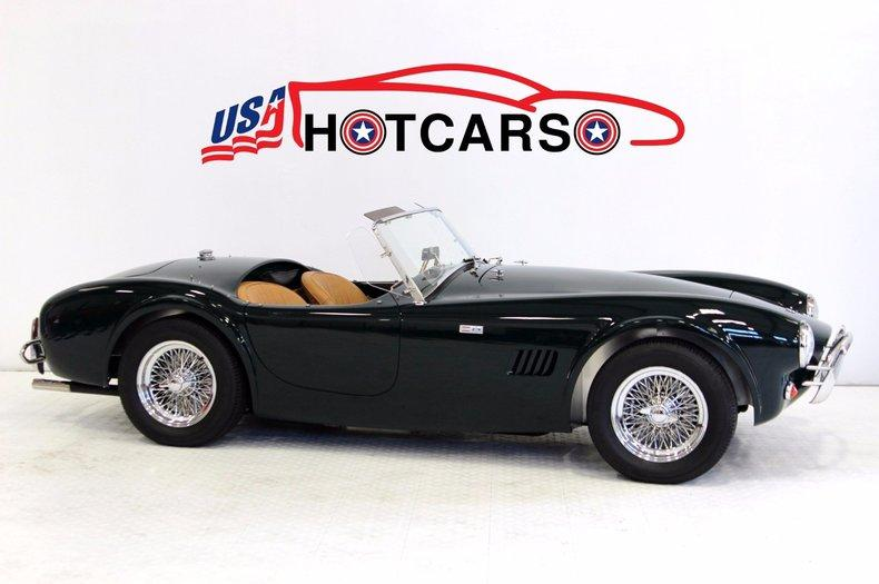 Used 1963 Shelby Cobra