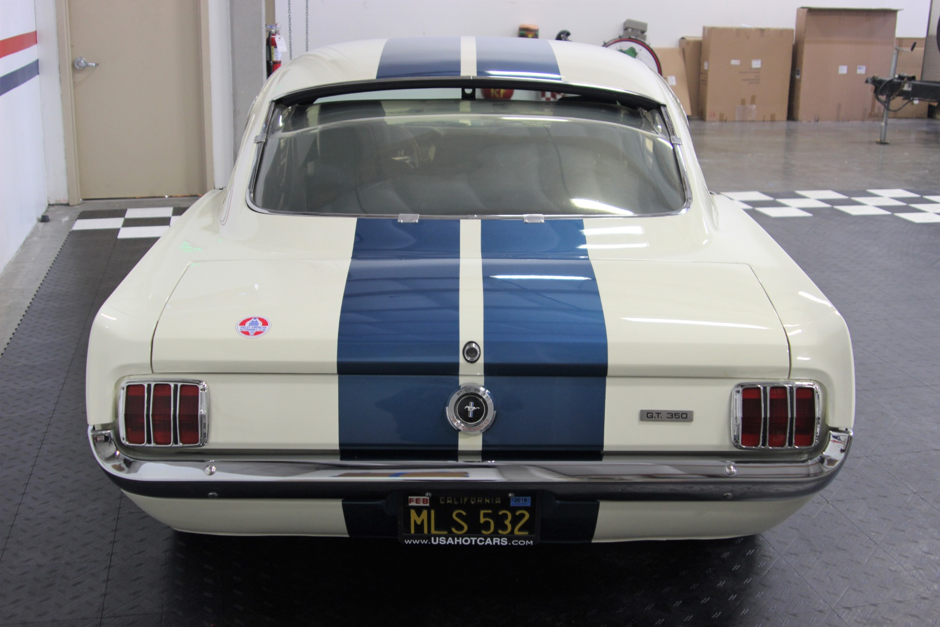 Used-1965-Ford-Mustang-GT-350-Tribute-GT350-Tribute