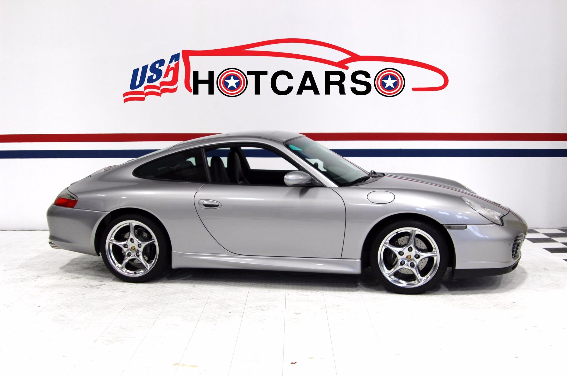 2004 Porsche 911 40th Anniversary Edition Stock   16122