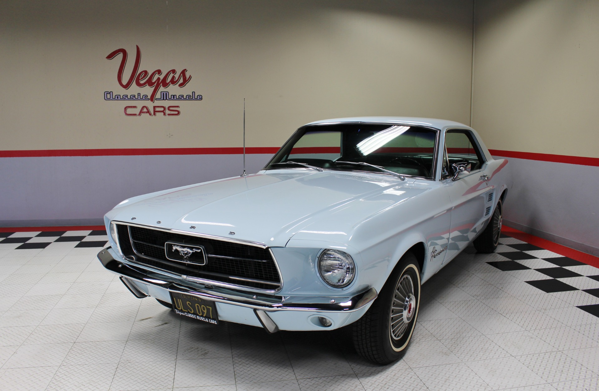 Used 1967 ford mustang coupe