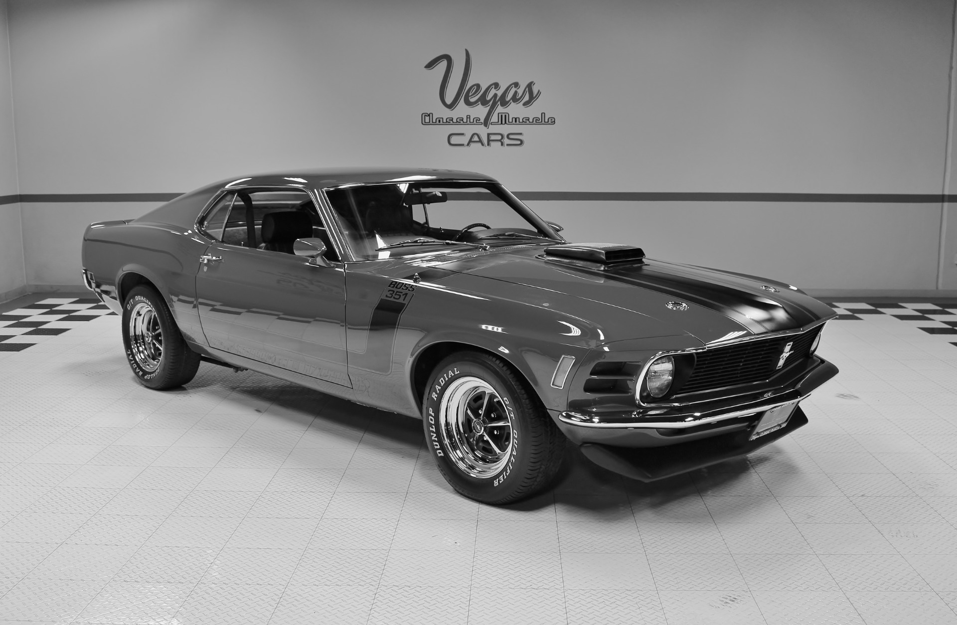 1970 Ford Mustang Fastback Stock 16080v For Sale Near San Ramon Black Used