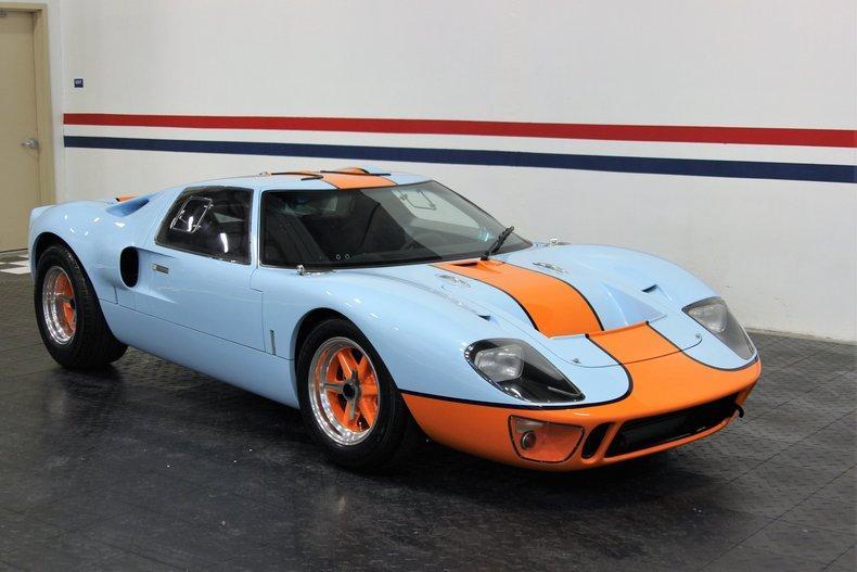 1965 Superformance GT 40 Stock # DC012 for sale near San