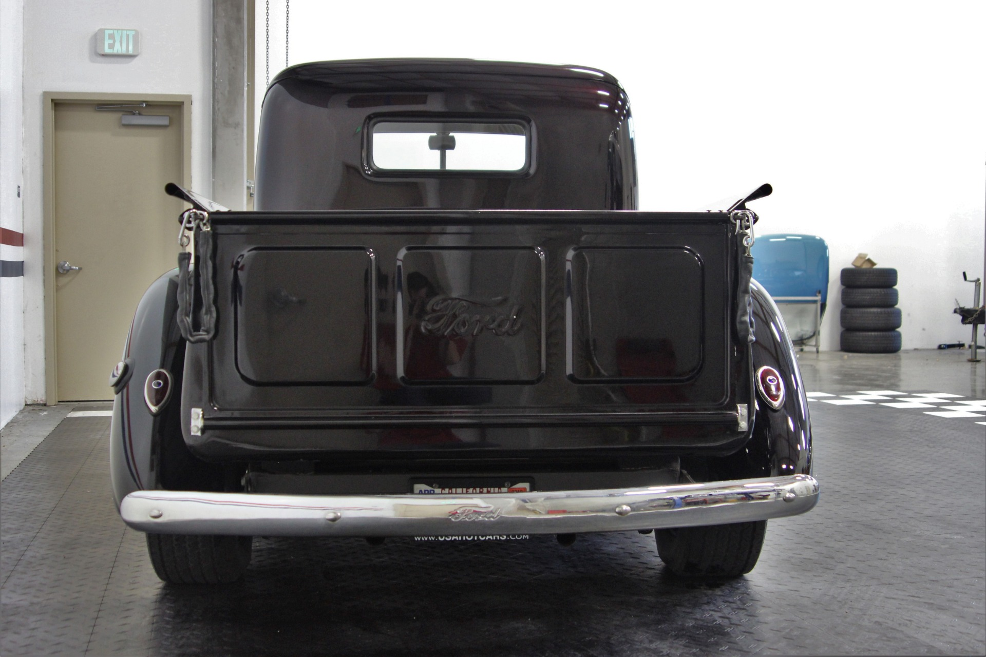1941 Ford Pickup Stock 18014 For Sale Near San Ramon Ca Vin Location Used