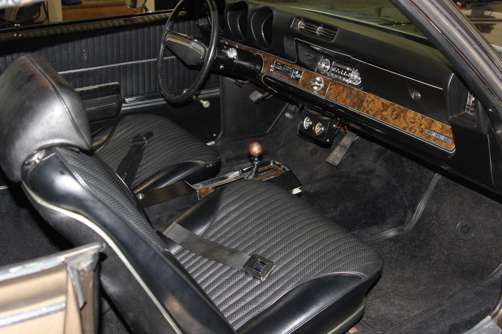 1969 Oldsmobile 442 Stock # 17108 for sale near San Ramon