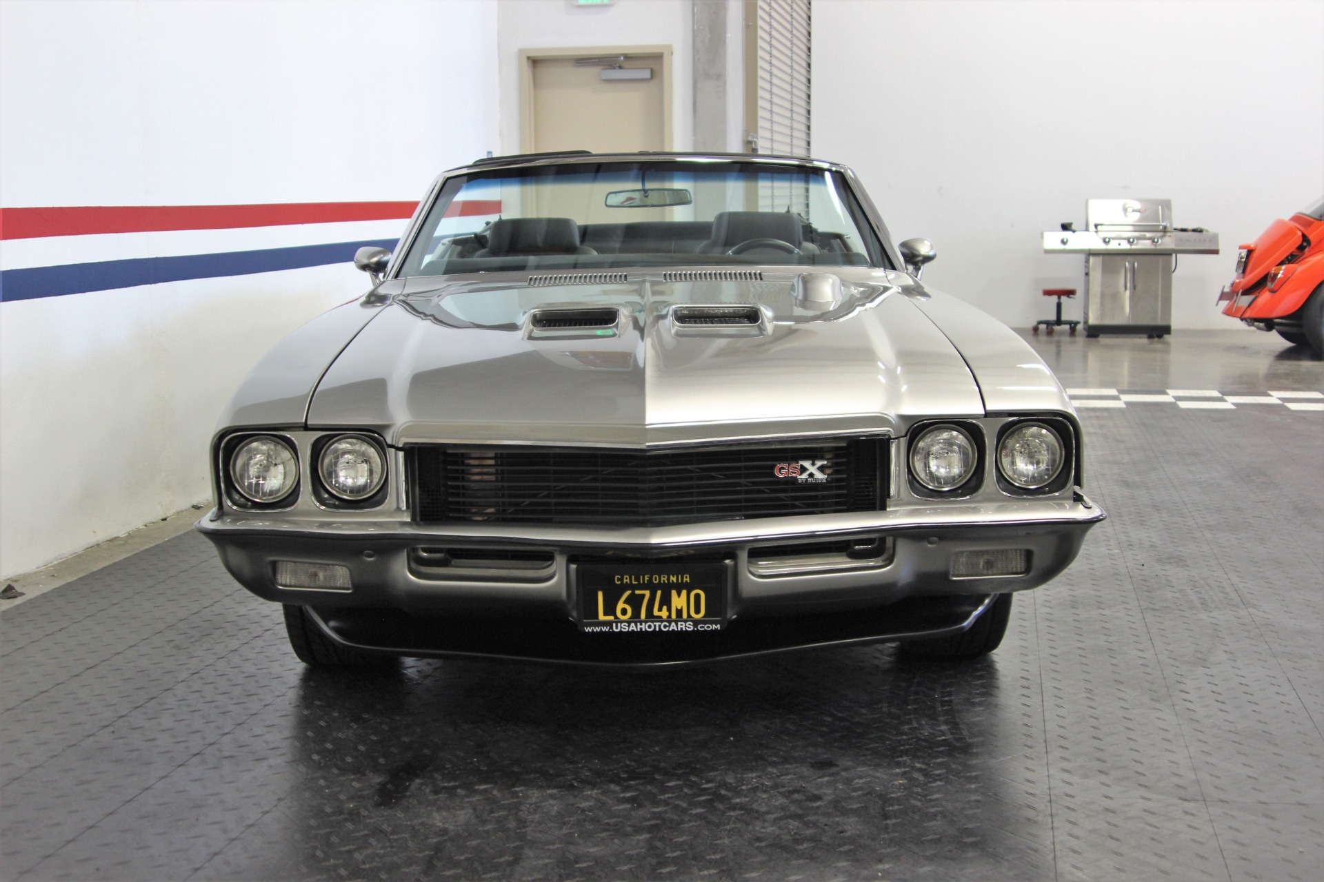 1972 Buick Skylark Gsx Stage 1 Stock 18057 For Sale Near San Ramon Hood Tach Wiring Diagram Used